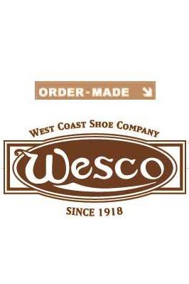 WESCOブーツ オーダーメイド 内金カード決済