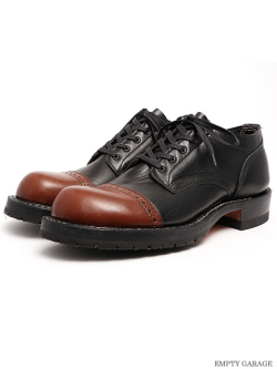 [ホワイツ] WHITE'S BOOTS OXFORD Buffalo 9338 LAST Toe Cap