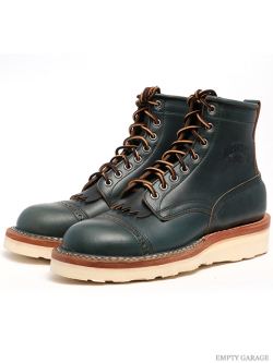 [ホワイツ] WHITE'S BOOTS NORTHWEST Navy Natural Chromexcel #4014 sole