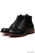 [�ۥ磻��] WHITE'S BOOTS SEMI DRESS Straight Tip Custom Black Calf