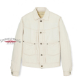 Stevenson Overall Co. Saddle Horn Type ?? - 102 Ivory 9.5oz Raw Denim