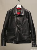 FindersKeepers FK-W.RIDERS JACKET U.K. II BLACK HORSEHIDE