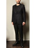 EMPTY GARAGE(別注) FindersKeepers FK-2B Jacket & Trousers Boucle & CoolMax