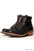 WHITE'S BOOTS ホワイツブーツ Smoke Jumper C461 Black Caiman ワニ革