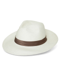 STETSON �� Stevenson Overall Co.  Panama Fedora Hat - SSP