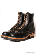 �Υۥ磻�ġ� WHITE'S BOOTS SMOKE JUMPER custom 7�� ChromExcel BLK