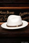 STEVENSON OVERALL CO.��Panama Fedora Hat - PH