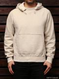 STEVENSON OVERALL CO.��Loop Wheel After-Hooded Sweatshirt - AS