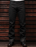 STEVENSON OVERALL CO. Calistoga LOT. 340 13.5 oz Black