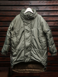FindersKeepers FK-PCU MONSTER PARKA White Duck NANGA社製