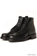 [ホワイツ] WHITE'S BOOTS SMOKE JUMPER 6丈 ブラックフレンチカーフ セミドレスラスト [BLOCK HEEL]