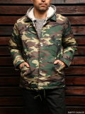 FindersKeepers x NANGA FK-CREW Jacket Woodland (White Duck Down)