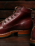 [ホワイツ] WHITE'S BOOTS SEMI DRESS Burgundy Chromexcel Half Sole