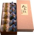 岩清水5+栗饅頭5