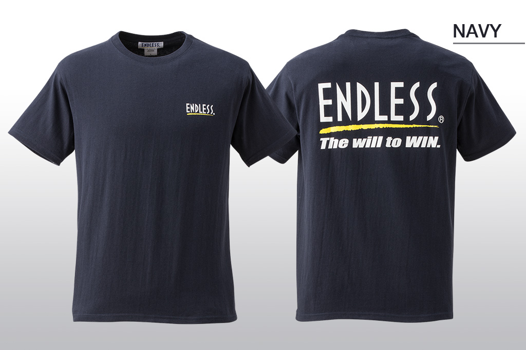 ENDLESSロゴTシャツ