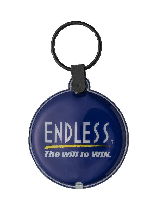 ENDLESS LEDキーホルダー
