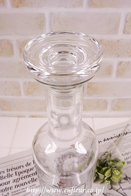 マニー ローズガラス ボトルキャップ