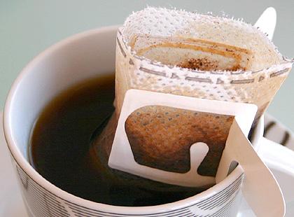 レギュラーコーヒー・コーヒーバッグ