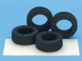 T15507 タミヤ HG 低反発スポンジタイヤ(大径ナローホイール用)