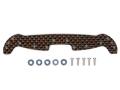 T94963 タミヤ HG ARシャーシ カーボンフロントワイドステー(2mm赤ラメ)