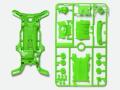 T94997 タミヤ AR蛍光カラーシャーシセット(グリーン)