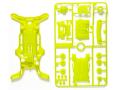 T95202 タミヤ AR蛍光カラーシャーシセット(イエロー)