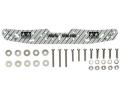 T95261 タミヤ HGカーボンマルチワイドステー(ファインシルバー/3mm)