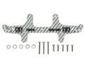 T95262 タミヤ HGカーボンマルチワイドリヤステー(ファインシルバー/3mm)