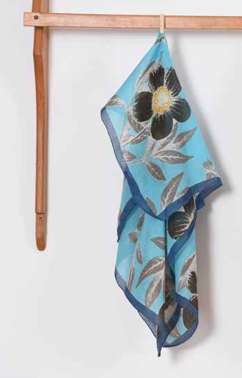 Flower Cotton Bandana PS1892