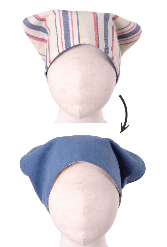キッズストライプ三角巾