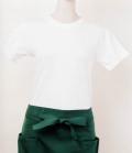 ヘビーウエイトTシャツ085‐CVTホワイト