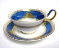 ウェッジウッド(Wedgwood)コロンビアパウダーブルー ティーカップ&ソーサー(在庫処分セール)【40%OFF】