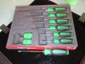 スナップオン SGDX80BG インスティンクトスクリュードライバーセット