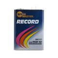 スピードマスター Speedmaster エンジンオイル レコード 15w50 オイル