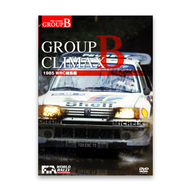 GROUPB CLIMAX (1985 WRC 総集編)
