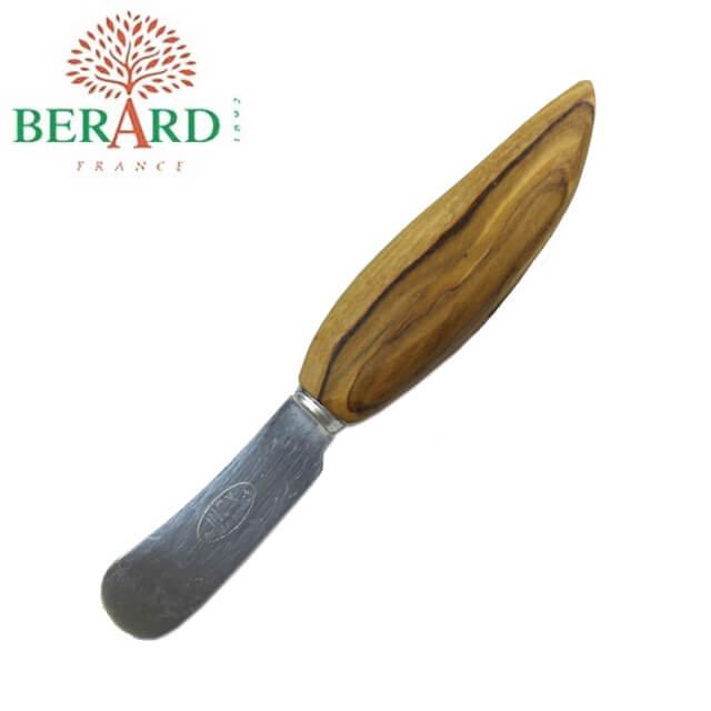 ベラール BERARD オリーブの木 バターナイフ(ステンレス)#12071