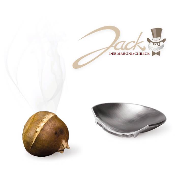 テイク2 TAKE2 ジャックJACK(ステンレス製栗むき器)#29001【動画】