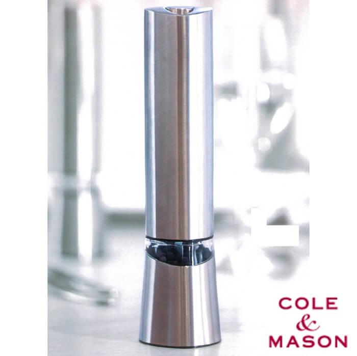 【完売】コールアンドメイソン COLE&MASON BUZZ MAX電動ソルト&ペッパーミル CM_02【送料無料】