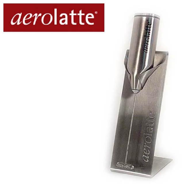 【完売】アエロラッテ aerolatte デラックスセット(ステンレス) ミルクフォーマー【送料無料】【動画】
