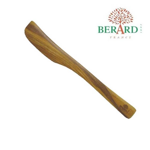 ベラール BERARD オリーブの木 バターナイフ(バタースプレッダー)#20671