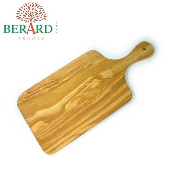 【完売】ベラール BERARD オリーブの木 カッティングボード(まな板)厚型 中 #54373【送料無料】