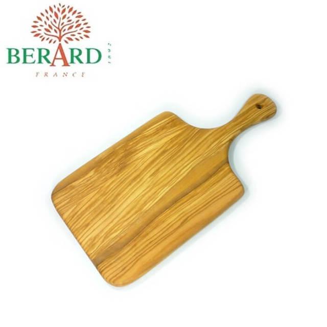【完売】ベラール BERARD オリーブの木 カッティングボード(まな板)厚型 小 #54374【送料無料】