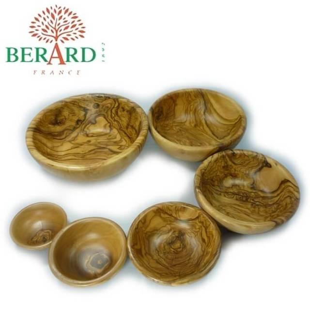 【アウトレット・訳あり・1点限り】ベラール BERARD オリーブの木 ボウル6点セット#89670【z】
