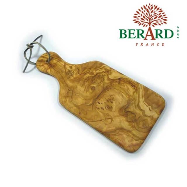 ベラール BERARD オリーブの木 小型一枚板カッティングボード(まな板) 中 #54071