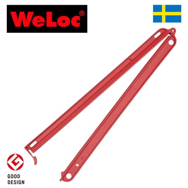 ウェーロック WeLoc クリップイットPA320・PA320S 特特大 スウェーデン製 CLIP-it (クロージャー、キッチンクリップ、袋止め、業務用)