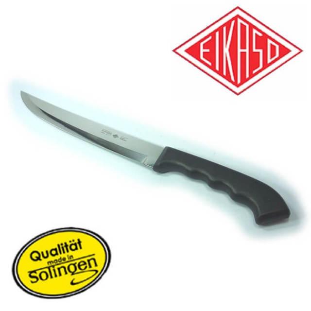 アイカソ EIKASO ステーキナイフ19cm柄PP■ドイツ・ゾーリンゲン製■【Solingen】
