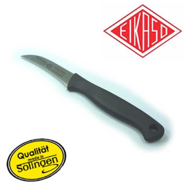 アイカソ EIKASO 果物ナイフ6.0cm柄PP(キウイフルーツナイフ)■ドイツ・ゾーリンゲン製■【Solingen】