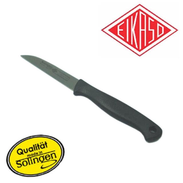 アイカソ EIKASO 果物ナイフ8.0cm柄PP■ドイツ・ゾーリンゲン製■【Solingen】