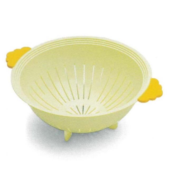 【完売】【イタリア製】ジオスタイル GIOSTYLE パスタ水切り 黄【スパゲッティー スパゲッティ パスタ】