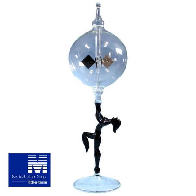 【完売】メラーサーモ 光車 ラジオメーター Radiometer スタンド人型 #804015【在庫限り・アウトレット訳あり特価品】【Z】